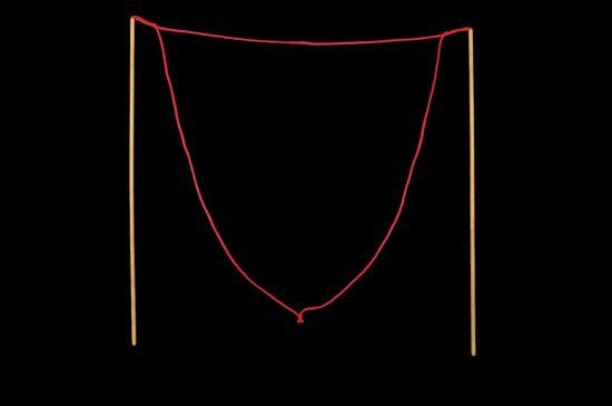 Triangel Seifenblasenstab