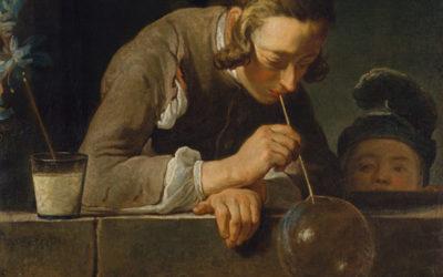 Die Geschichte der Seifenblase – 5000 Jahre schillernder Spaß